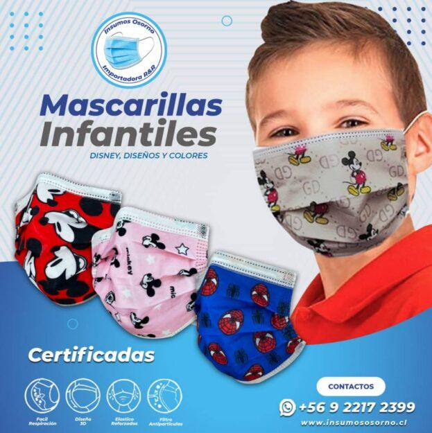 masc infantiles
